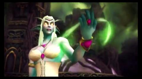 魔兽世界:苏拉玛的故事,看着自己的家园被毁灭是怎样的痛苦