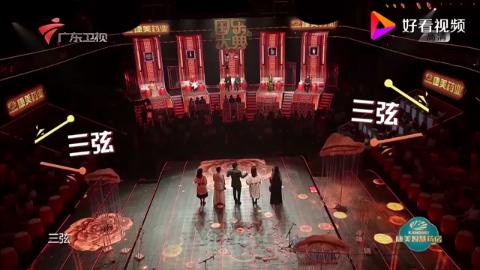国乐大师方锦龙与腾格尔同台演出默契十足