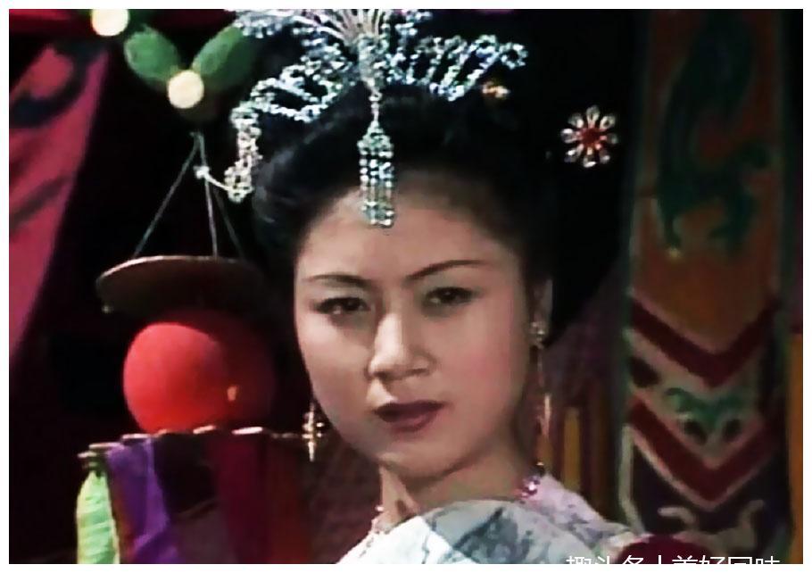 86版《西游记》中的美女 马兰 朱琳 李玲玉 邱佩宁 魏慧丽