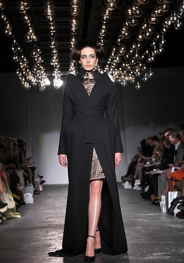 你对时装周感兴趣吗?这些潮流穿搭是专门给你准备的呢