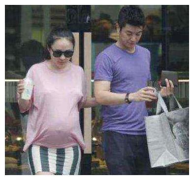 娱乐圈怀孕女星状态,谁是代孕谁是真的怀孕,差别一目了然