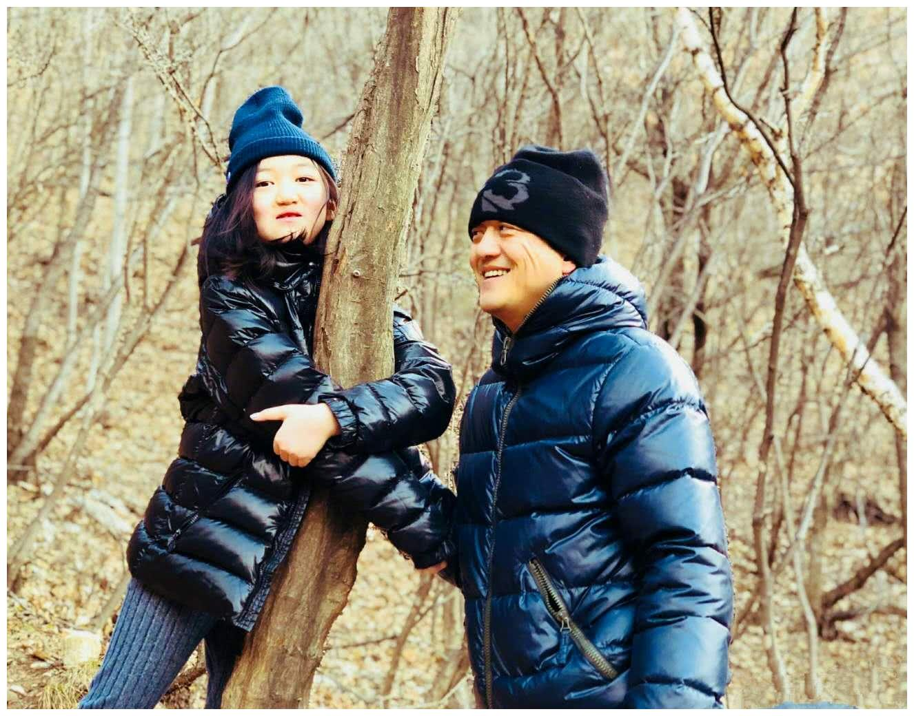 王菲女儿李嫣拍自制短片,拒绝李亚鹏出演路人