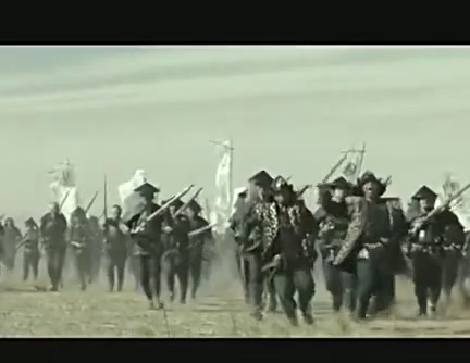 日本史诗级大战德川20万大军进攻真田丸,守军坚守城池,痛击敌军