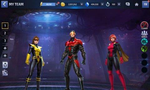释放凤凰之力《漫威:未来之战》X战警主题更新