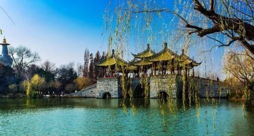 这是江苏长江经济带重要组成部分,还是旅游的好地方