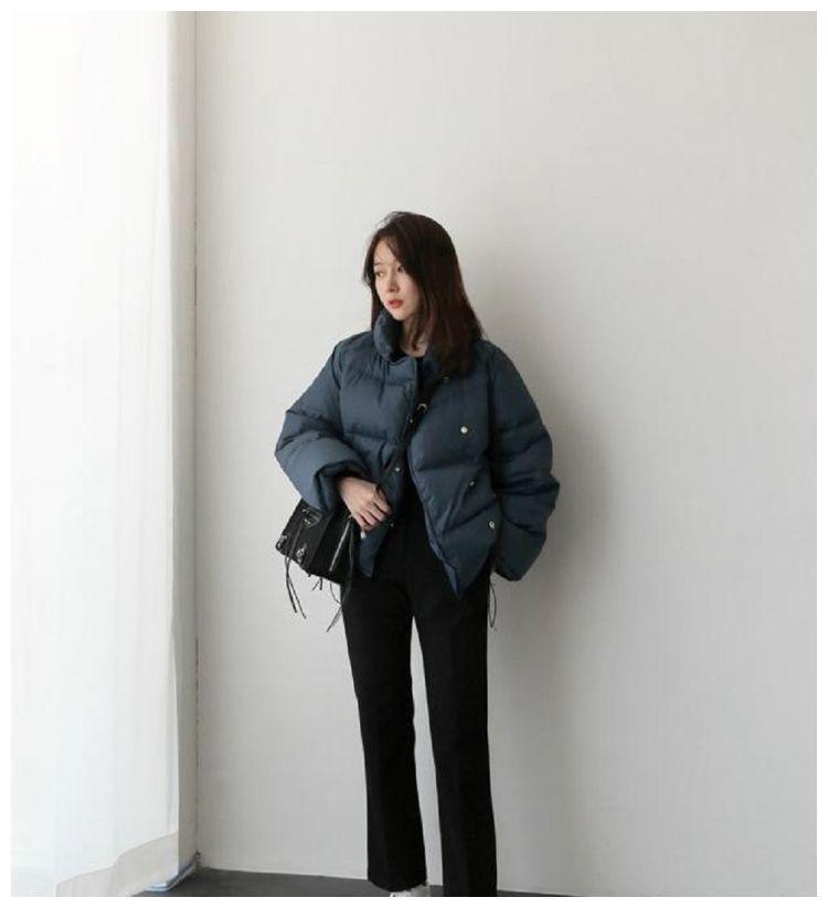 这个冬天出门就穿这几款短外套,搭配牛仔裤显高还显腿长!