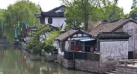 苏州这座2000多年江南古镇,风景如画,没有商业开发