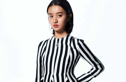 15岁日本少女,突然以模特身份空降时尚圈,竟是木村拓哉的女儿?