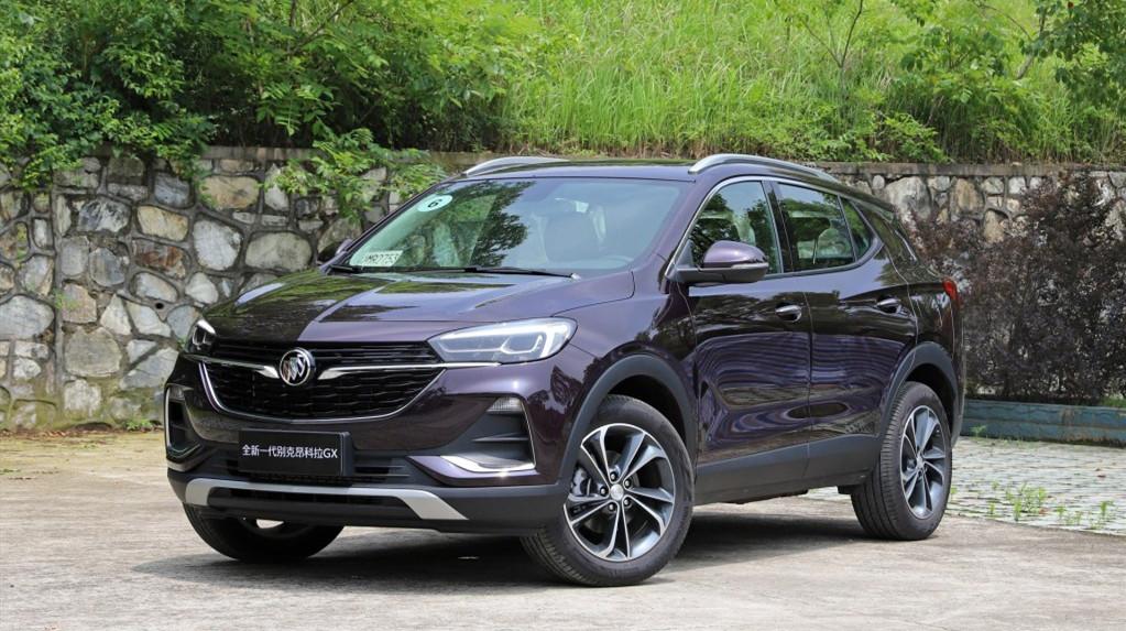 别克昂科拉GX,CVT顶配版本,定位是入门紧凑型SUV