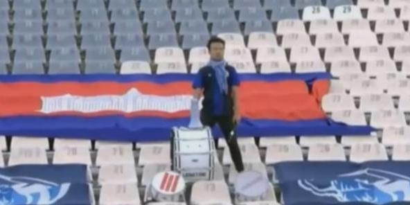 世预赛扎心一幕:比伊朗14-0吊打更惨!唯一柬埔寨球迷1V80000