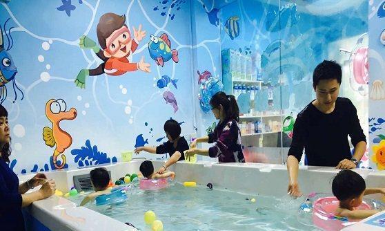 1岁宝宝得传染性软疣, 竟来自家长们最爱去的孕婴游泳馆 !