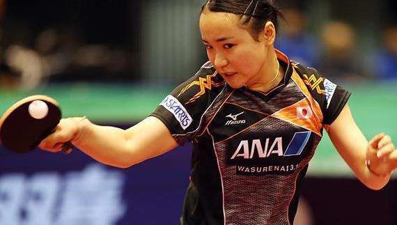 国乒主力对阵伊藤美诚的交手记录,刘诗雯遭遇两连败胜率最低
