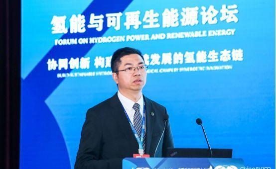 福田汽车秦志东:燃料电池在重载商用车上将得到广泛应用