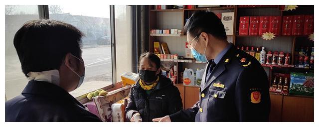 邹平市焦桥市场监管所:以市场监管助力疫情防控