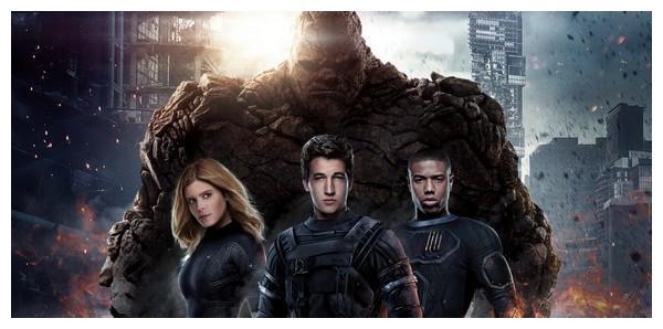 「SDCC」《惊奇四超人》确定第4度翻拍 回归漫威电影宇宙