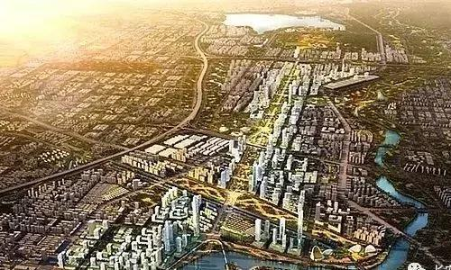 2019西咸新区:绿地501出地5层以上,地铁16号线,保利大剧院开工