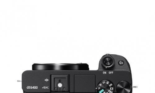 索尼Vlog相机A6400 菜单设定流程简化并且直观方便
