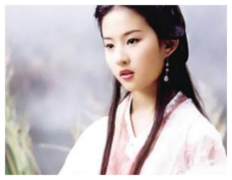 刘亦菲早期出道试镜照曝光,网友:终于知道迪士尼为何选中她了