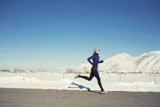 冬季锻炼,获益多多