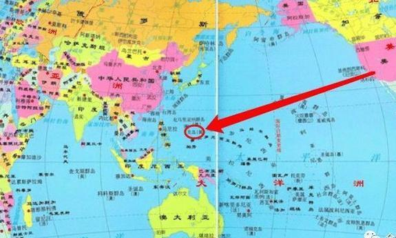 关岛相距美国约1万公里,隔了一个太平洋,为何成为了美国领土?