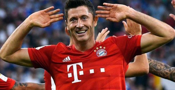 """2场5球!后""""罗贝里""""时代波兰重炮扛起拜仁 他就是世界第三人"""