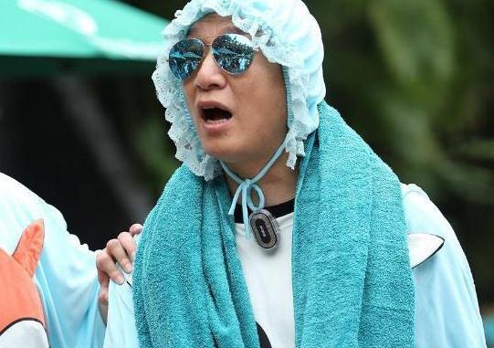 孙红雷娇妻王骏迪近照曝光,两人相差15岁,如今产后身材恢复不错