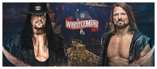 WWE摔小辉:送葬者与AJ斯泰尔斯会面,谣言变预言,摔角狂热见!