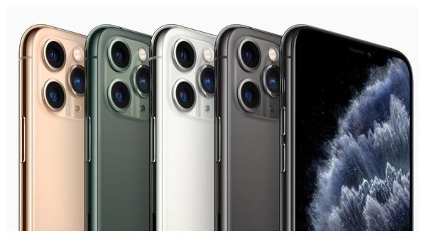 苹果2020年要发7款新iPhone?其中只有三款5G手机