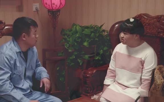 乡村爱情晓峰为了山庄兄弟找杜悦借钱张口就是一百万