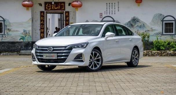 预售11.68万元起 广汽传祺GA6将于8月23日正式上市