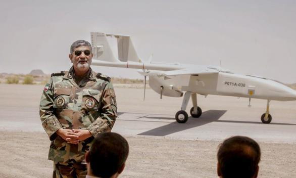 伊朗新锐军团参战,在波斯湾打出漂亮一仗,美无人机逃离现场坠毁