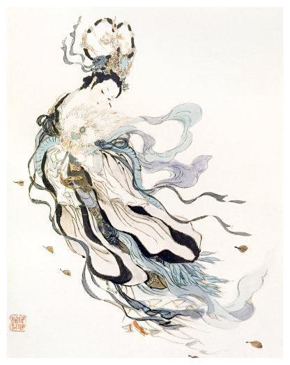 """楚辞对《诗经》的传承:屈原的""""香草美人""""要追溯于《蒹葭》?"""