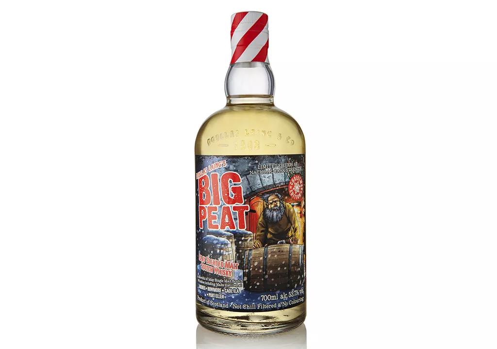 道格拉斯 · 莱恩发布Big Peat 2019圣诞版