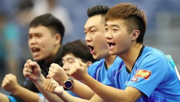 3-0横扫日本张本智和,17岁小将誓夺冠,男乒3将谁将成最大黑马