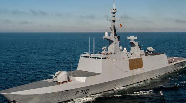 拉斐特级后继有人,法国巨浪护卫舰正式开工,雷达武器都亮了