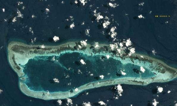 中国东礁,南沙群岛第五大岛的纷争与前途