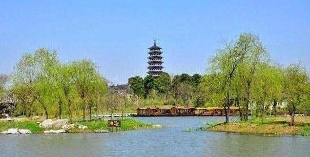 它是江苏长江经济带重要组成部分,还是旅游好去处