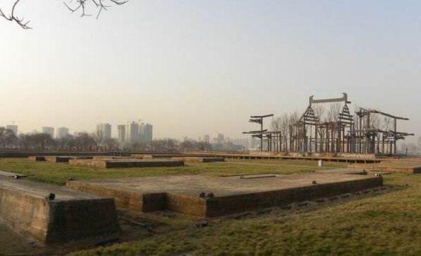 大明宫遗址:是唐代长安城禁苑的组成部分之一