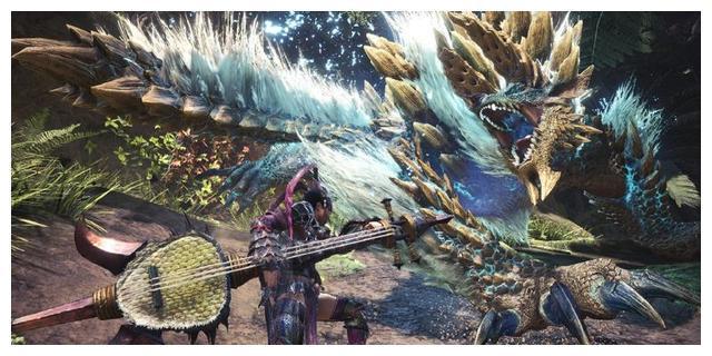 《怪物猎人世界 冰原》公开全新活动任务 瘴气之谷救济公开