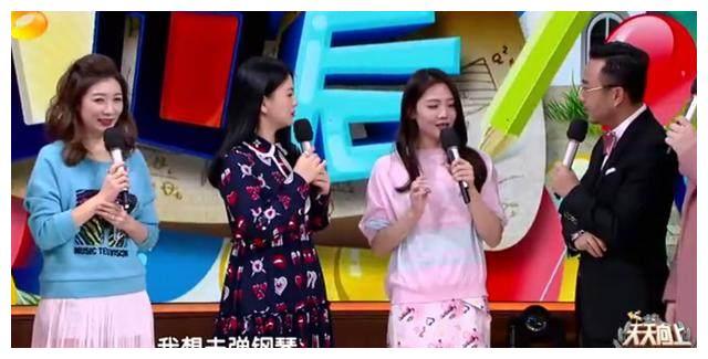 杨阳洋想学钢琴却被杨云逼着练体操,汪涵看不下去,李湘点评亮了