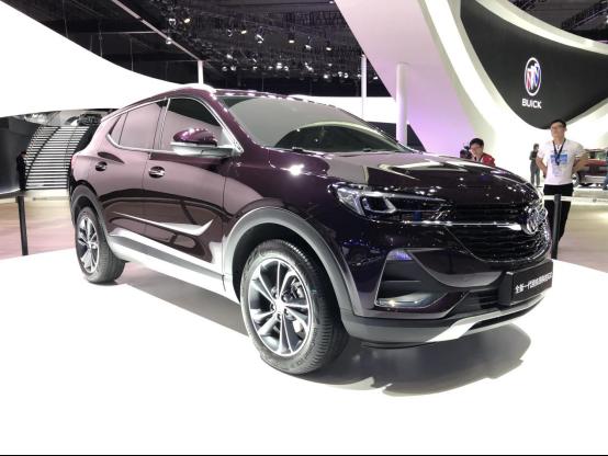 双车组合发力 全新一代别克昂科拉上海车展首发
