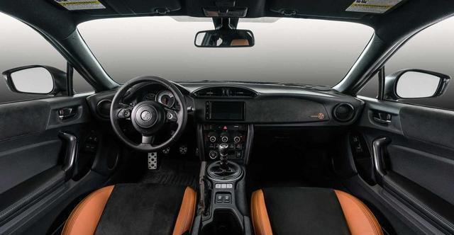 日系经典:丰田86箱根特别版公布售价,自动挡/手动挡车型可选