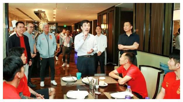 陈戌源给中国足协带来的最大改变,愿意倾听反对者的不同意见