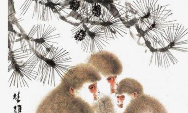 生肖猴,一喜桃花朵朵开,二喜财源广进,必双临门!