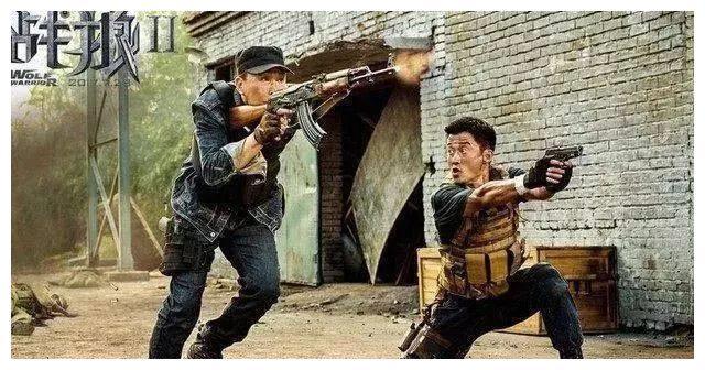 《战狼3》吴京邀请胡歌出演,胡歌四个字果断回应!