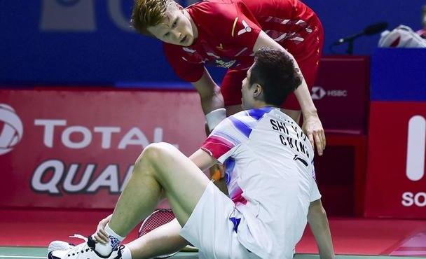 石宇奇重伤确认无缘世锦赛,东京奥运会或受影响,林丹间接受益
