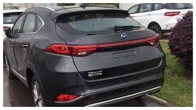 全新众泰君马MEET5:预计售价9万元起,这不是马自达CX-
