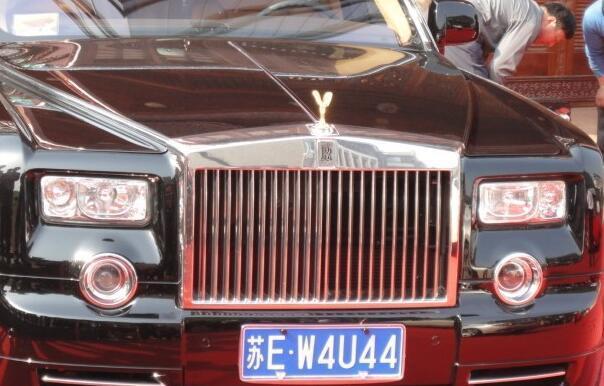 论苏州豪车在江苏的地位:江苏早期的顶级豪车,苏州占了大半!