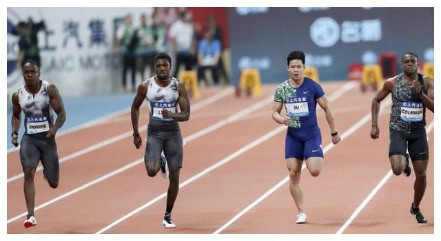男子100米跑出预计成绩10秒05 飞人苏炳添充满信心