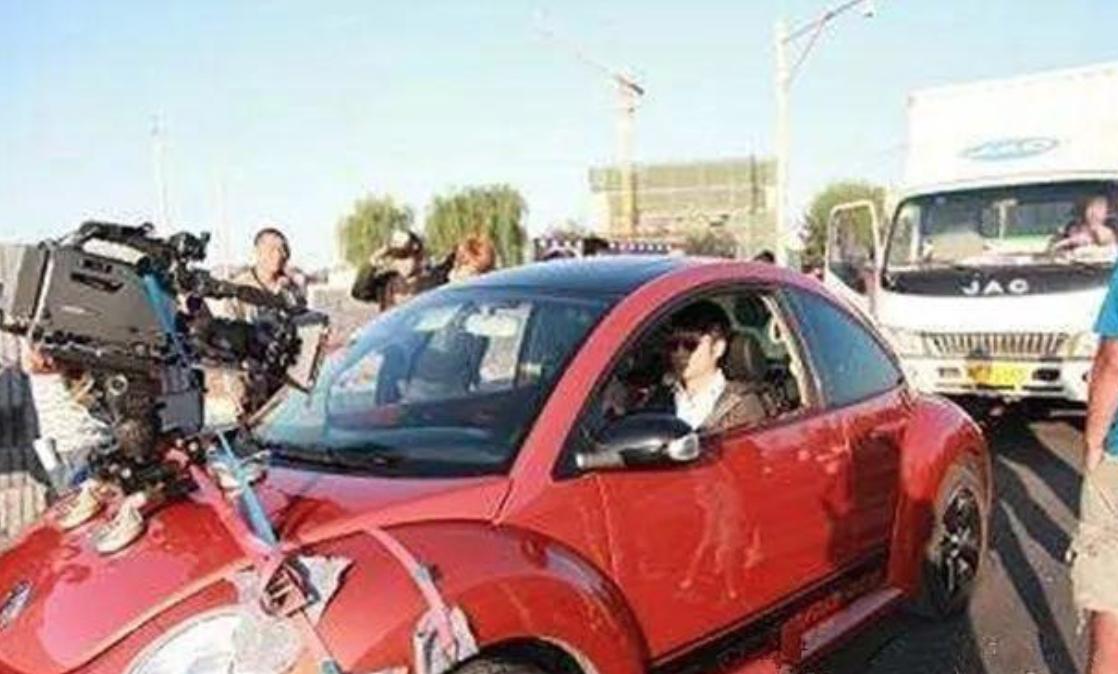 洪欣被称女版王宝强,平时开一辆这样的车
